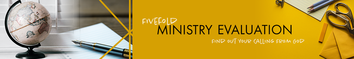 Ministry Evaluation